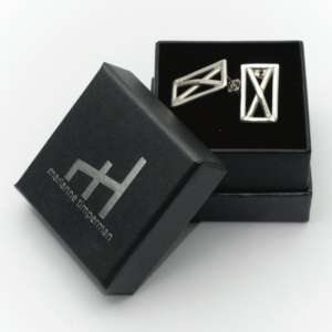 Earrings AUDREY rectangle