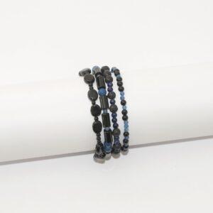 Bracelet UNIK black&blue