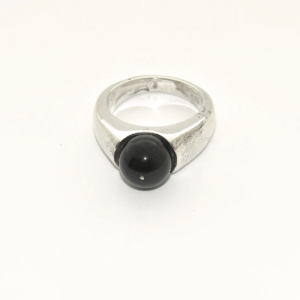 Ring JEREMY fish black 1