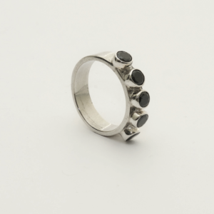 Bague LOUISE 5 Black