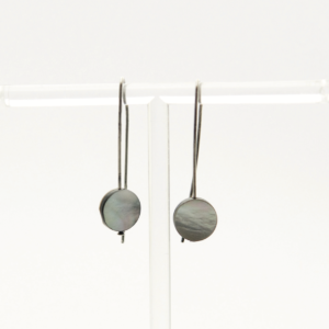 Earrings VICTORIA long rond s