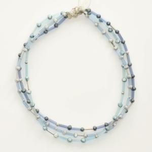Necklace VICTORIA Unik Blue
