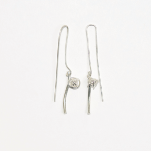 Boucles d'oreilles BULB Up Branch 1