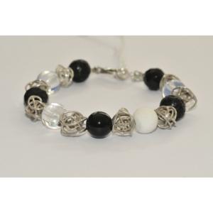 Bracelet BULB Unik Black&White